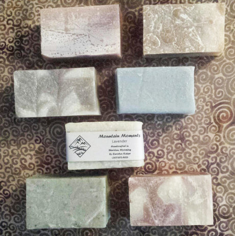Mountain Moments Artisan Soaps