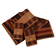 3 PC Deer Towel Set