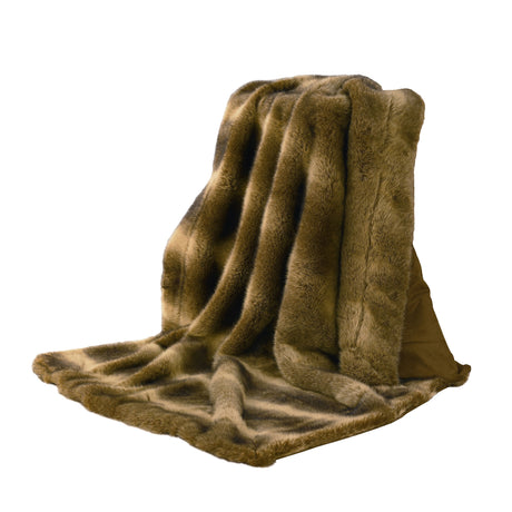 Ashbury Faux Fur Throw