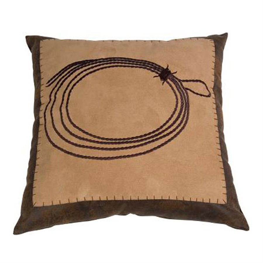 Barbwire Rope Pillow