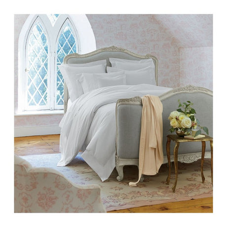 Adriana Percale Gathered Bed Skirt
