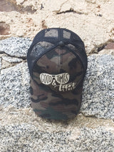 Good Times & Tan Lines Trucker Hat - Bohemian Trading Post
