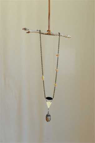 Zen Necklace - Bohemian Trading Post