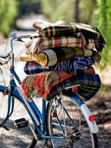Fireside Plaid Blanket - Bohemian Trading Post