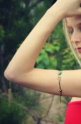 Arrow + Turquoise Arm Band - Bohemian Trading Post