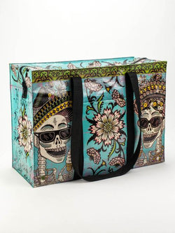 Day of the Dead Shoulder Tote - Bohemian Trading Post