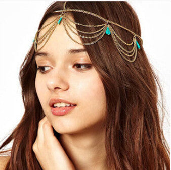 Harmony Head Chain - Bohemian Trading Post