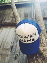 Mountain Mama Trucker Hat - Bohemian Trading Post