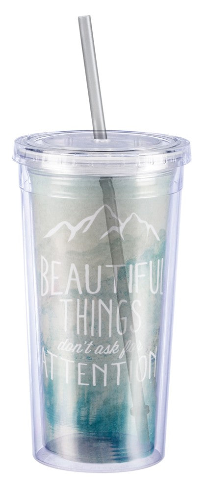 Beautiful Things - Travel Cup - Bohemian Trading Post
