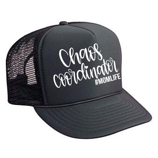 Chaos Coordinator Trucker Hat - Bohemian Trading Post