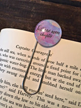 """Just One More Chapter"" Bookmark - Bohemian Trading Post"