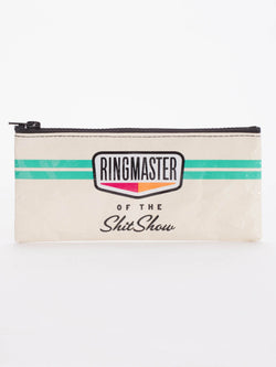 Ringmaster of the Shit Show Pencil Case