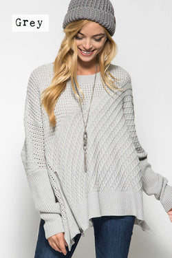 Sadie Oversized Sweater