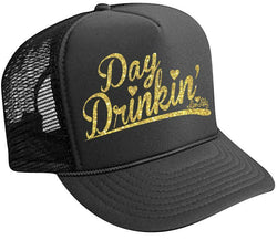 Day Drinkin' Trucker Hat - Bohemian Trading Post