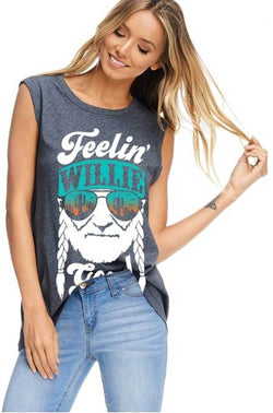 Feelin' Willie Good Tank - Bohemian Trading Post