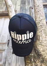 Hippie Mama Trucker Hat - Bohemian Trading Post