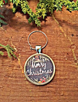 Christmas Wine Glass Charms - Set of 4 - Bohemian Trading Post