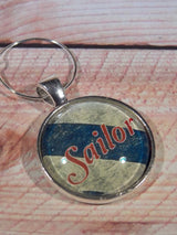 Sailor + Nautical Wine Glass Charms - Set of 4 - Bohemian Trading Post