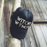 Witchy Woman Trucker Hat - Bohemian Trading Post