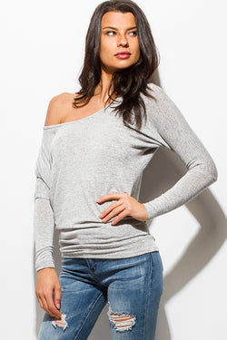Dolman Long Sleeve Top - Bohemian Trading Post