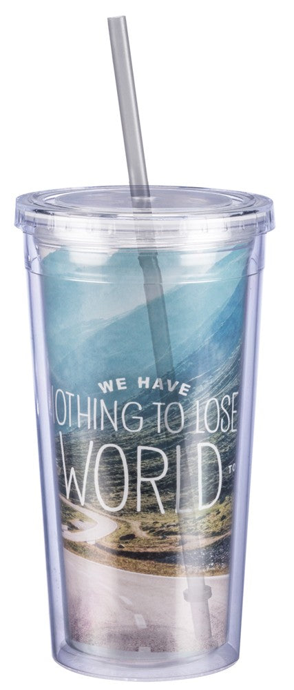 Nothing to Lose - Travel Cup - Bohemian Trading Post