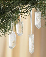 Crystal Points Ornaments (Set of 3) - Bohemian Trading Post