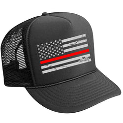 Red Lives Matter Trucker Hat - Bohemian Trading Post