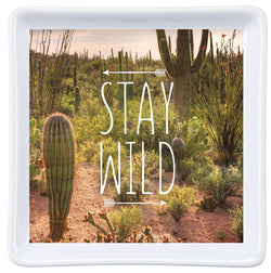Trinket Tray - Stay Wild - Bohemian Trading Post