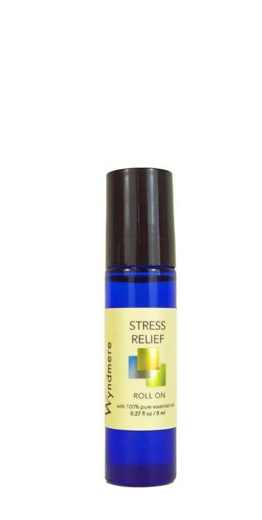Roll On - Stress Relief - Bohemian Trading Post