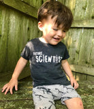 Future Scientist Kids Tee