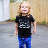 Never Stop Looking Up Kids Tee
