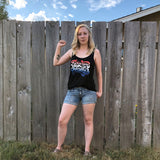 Women's Slouchy Tank-Choose Your Design