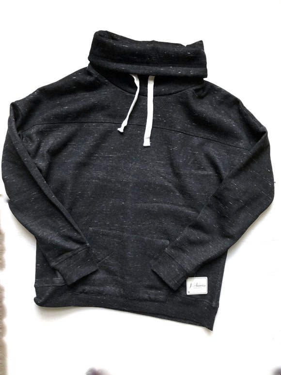 LIMITED QUANTITIES Cowl Neck Pullover