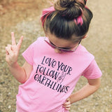 Love Your Fellow Earthlings Kids Tee