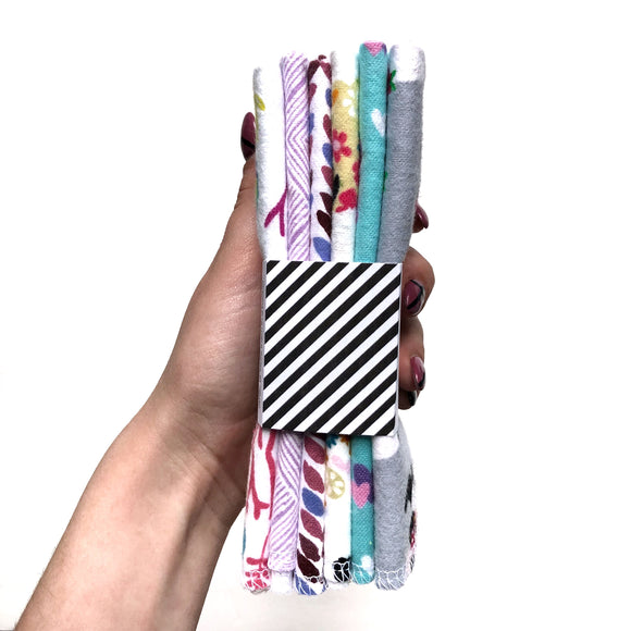 Unpaper Towels: Mixed Prints