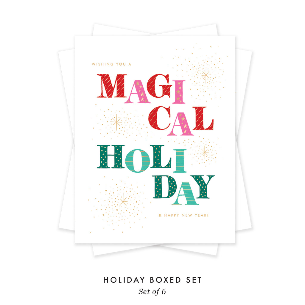 Magical Holiday - BOXED SET