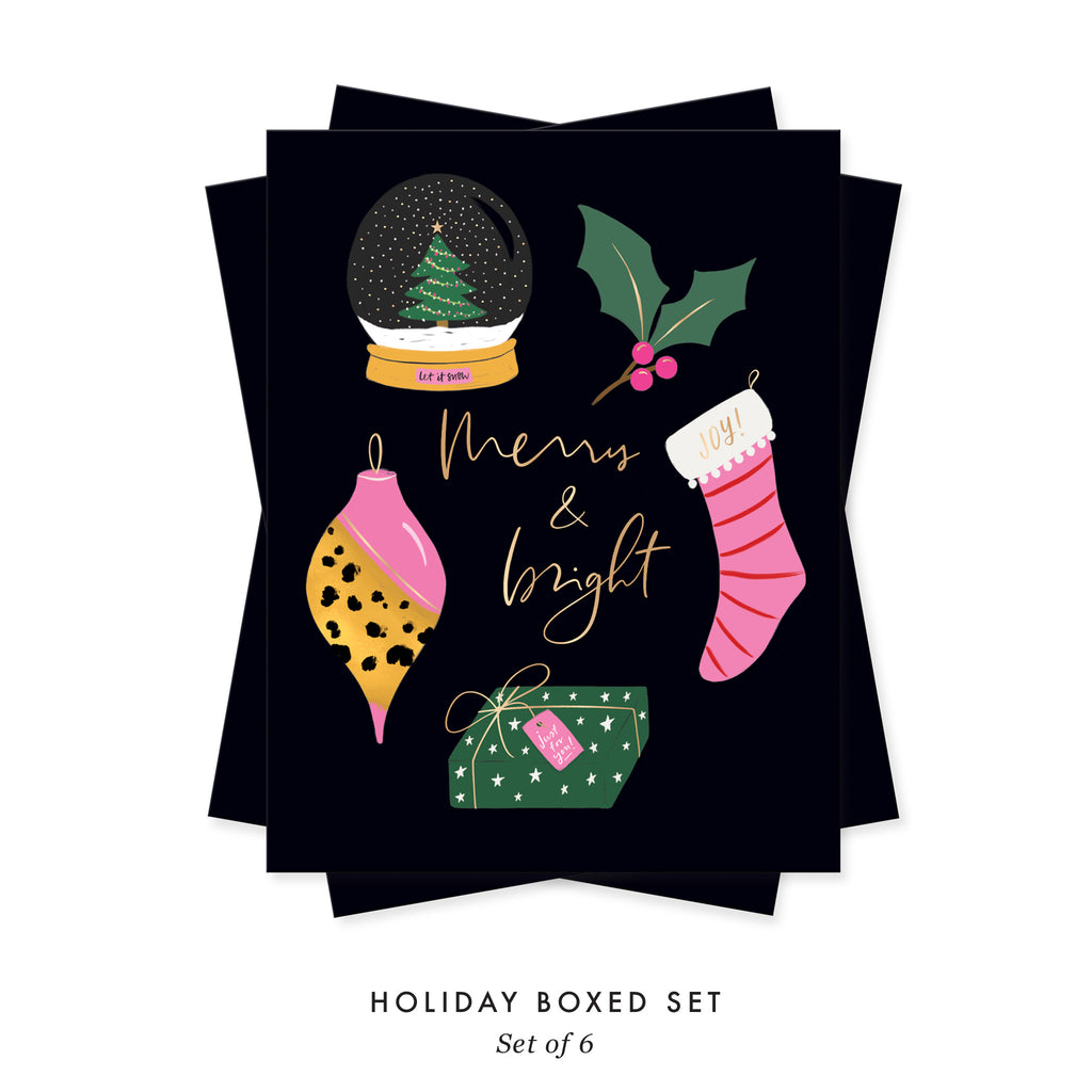 Merry & Bright - BOXED SET