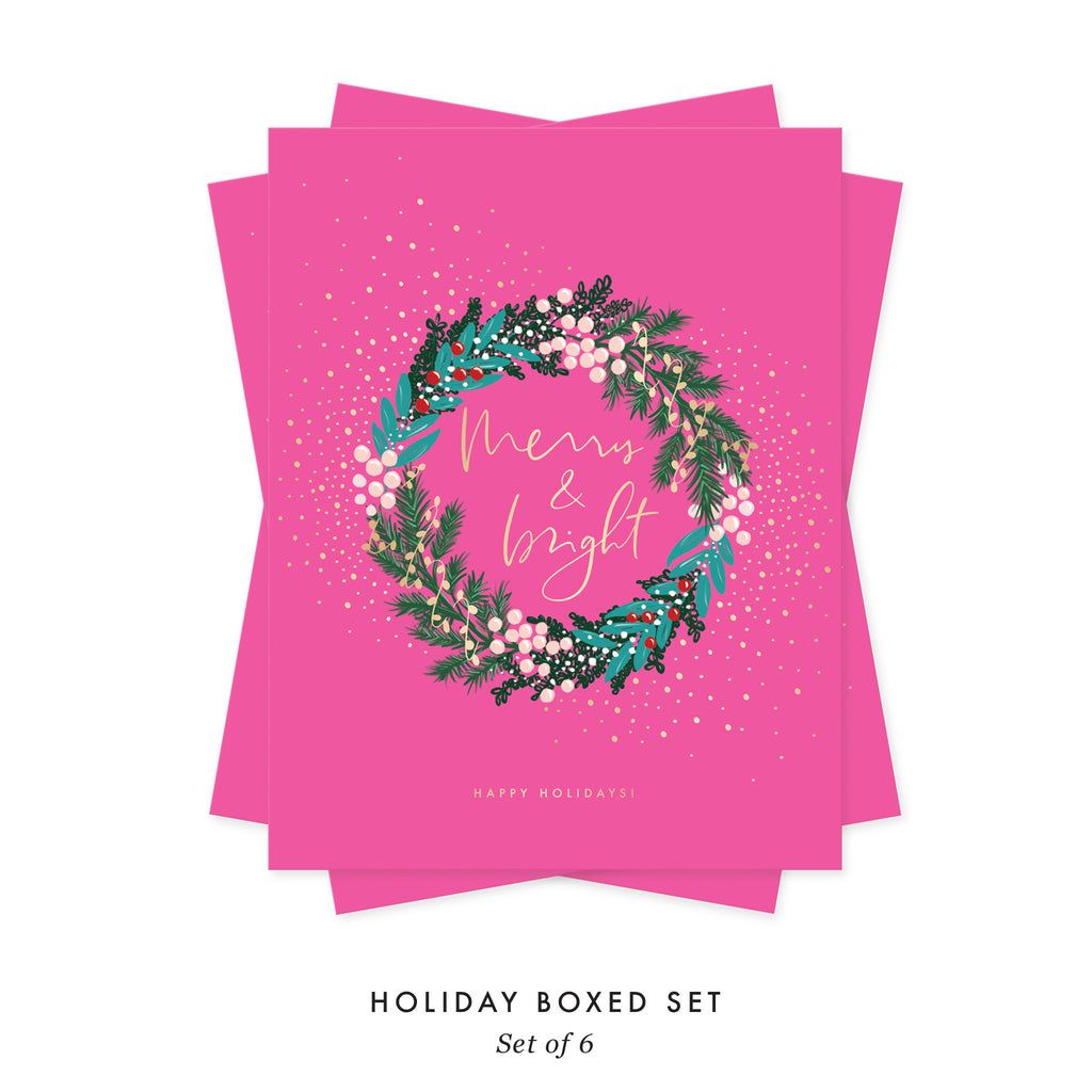 Merry Wreath - BOXED SET