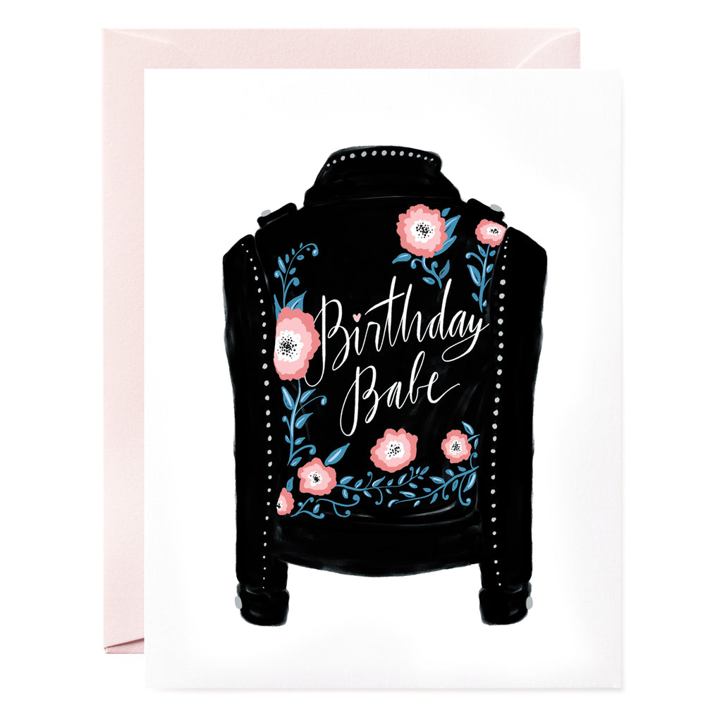 Birthday Babe Jacket