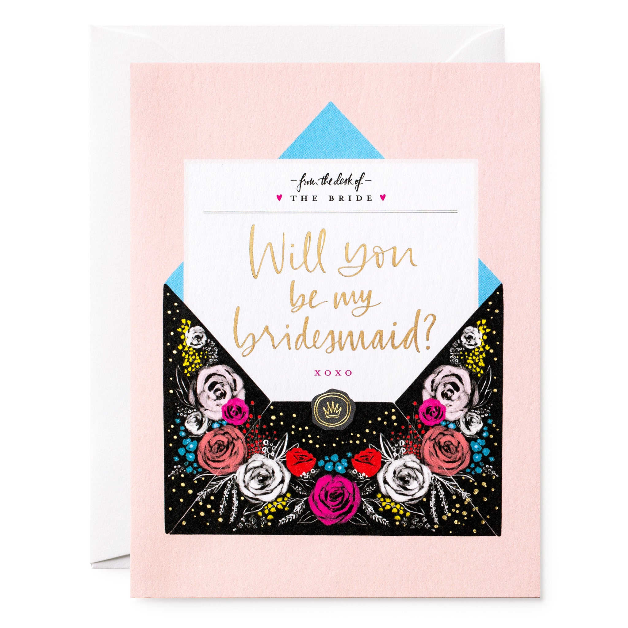 Bridesmaid Envelope
