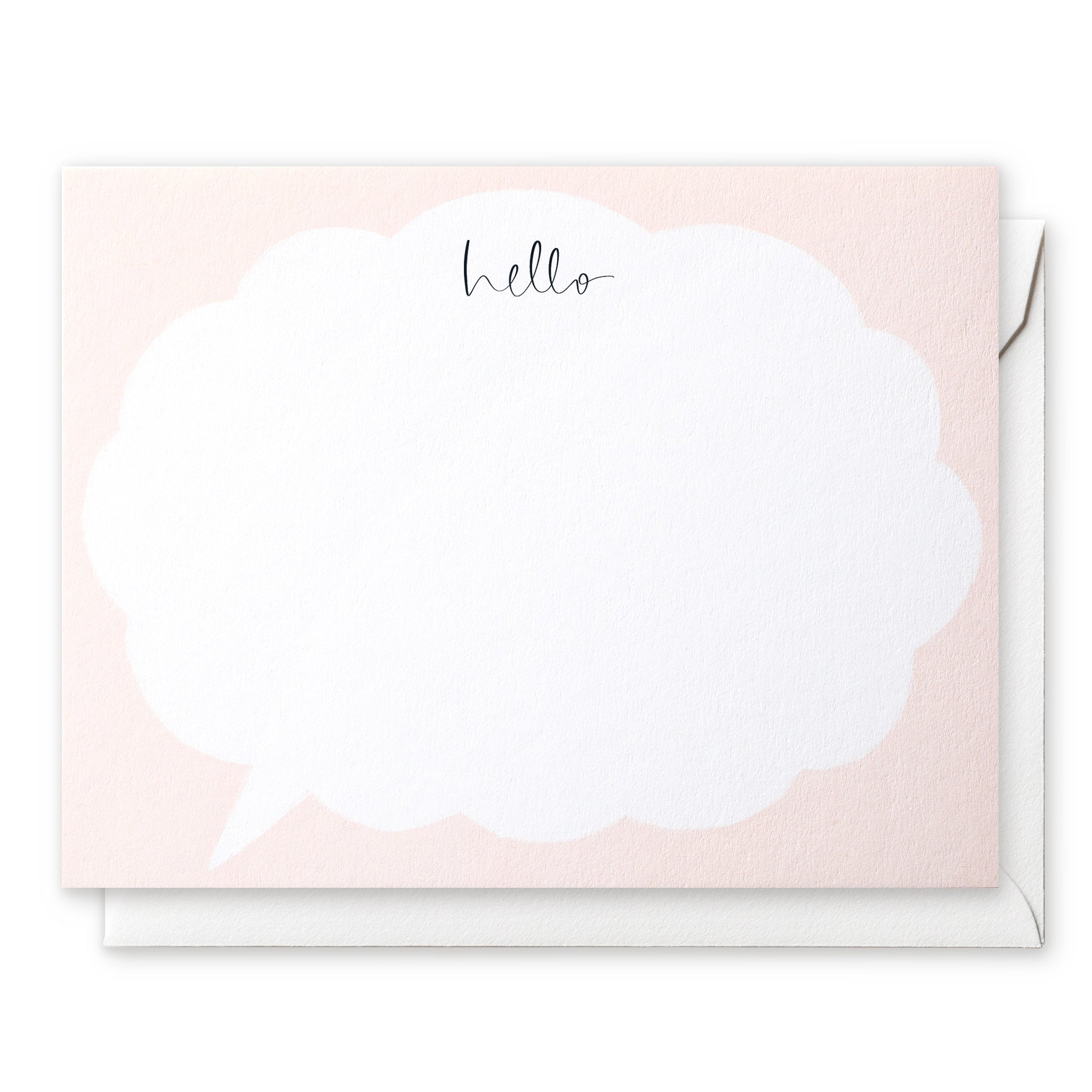 Luxe Social Stationery: Thoughts