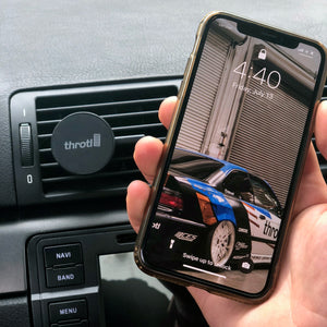 throtl Magnetic Cell Phone Mount - VIP