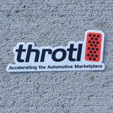 throtl Slap Sticker - (1) -throtl