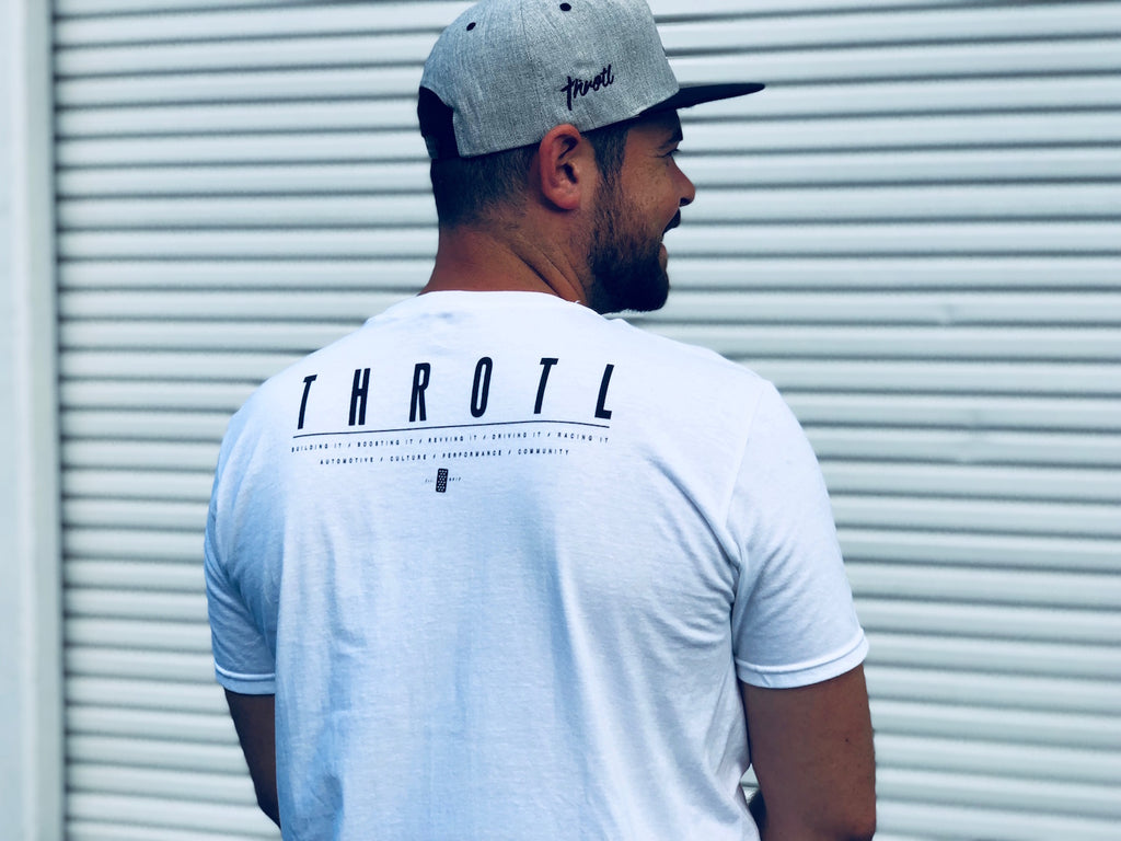 throtl Mission Short-Sleeve T-Shirt