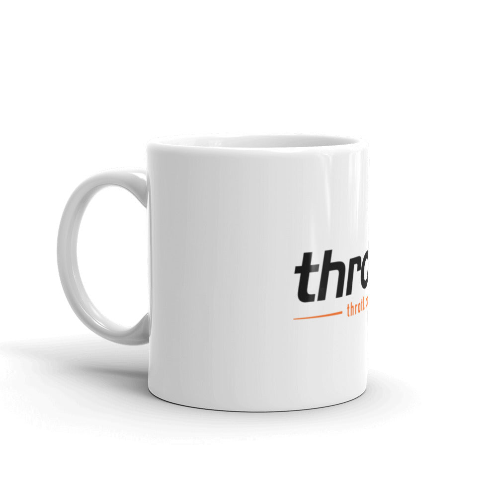 throtl Logo Coffee Mug