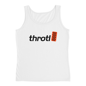 Ladies throtl Logo Tank