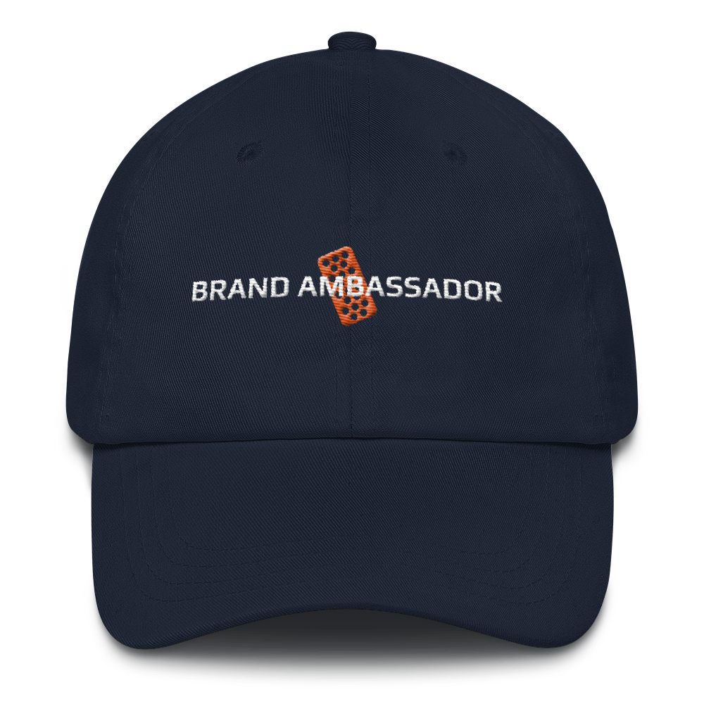 "throtl Brand Ambassador ""Dad Hat"""