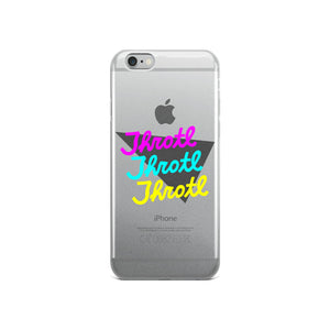 throtl Retro -iPhone Case