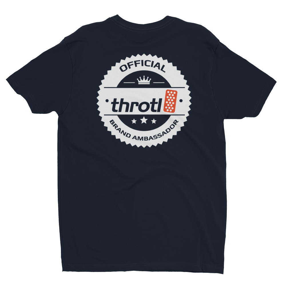 throtl Brand Ambassador T-Shirt