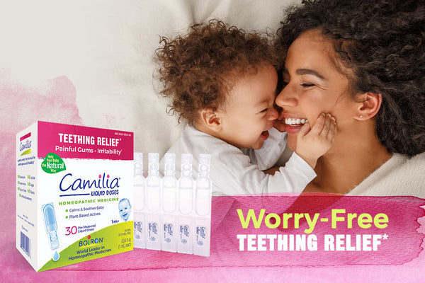 20% OFF Camilia Teething Relief
